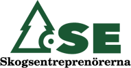 SE Skogsentreprenörerna Logotyp